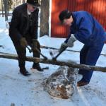 Heikki Saari ja Matti Laakso